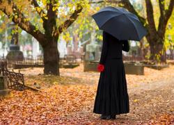 Суеверия, связанные с усопшими близкими и поведением на кладбище