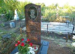Фигурный памятник из гранита
