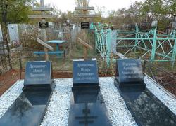 Памятники из гранита без портрета