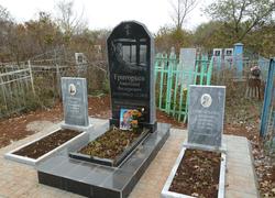 Семейные памятники из гранита