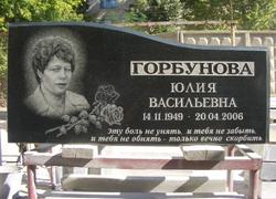 Эпитафия на памятнике