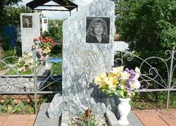 Мраморный памятник-стелла