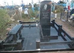 Мемориальный комплекс из гранита