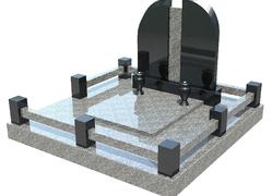 3D модель мемориального комплекса